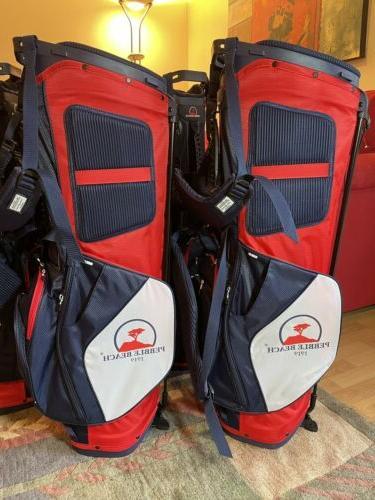 """Pebble Beach"" Edition Mountain 2.5+ Stand Golf"