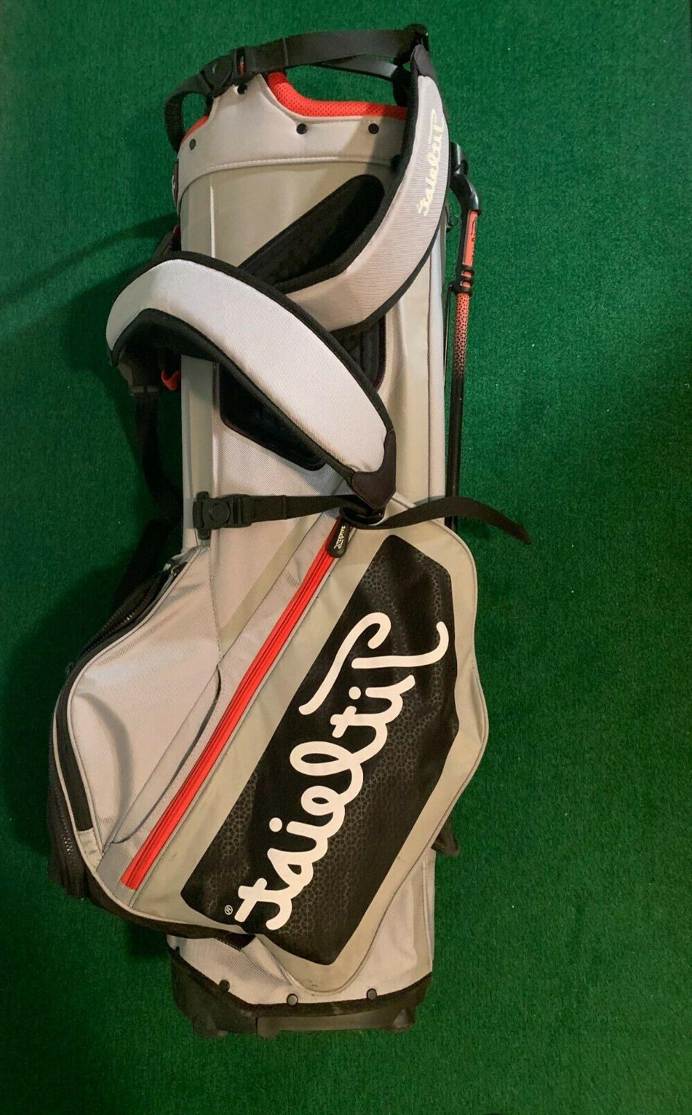 Titleist 14 Bag Used great well kept