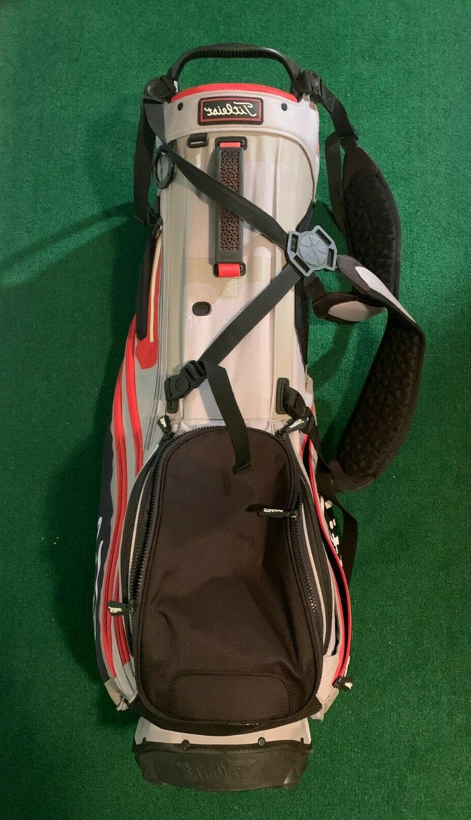 Titleist Players Bag Used great condition, kept