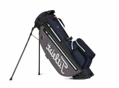 Titleist Players 4 Plus Stadry Golf StandBag TB21SX3K Men 8.