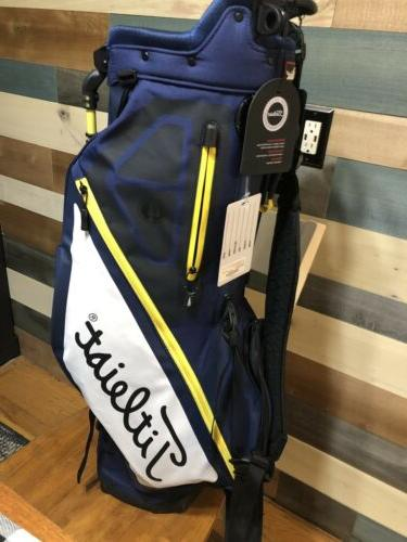 "Titleist Stand Bag ""Rare Blue University NWT"