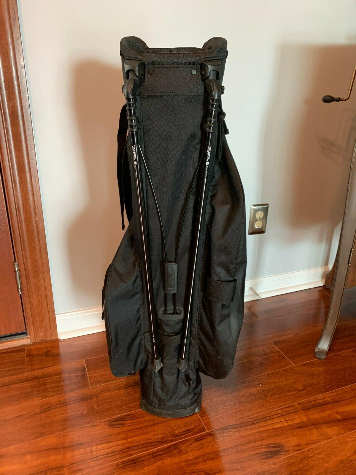 Titleist Players Golf Bag ~ and Red