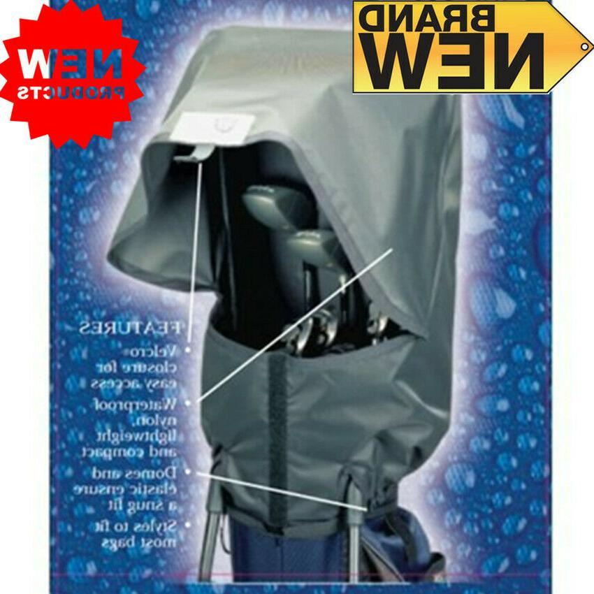Rain Wedge Golf Bag Rain Cover For Access Finger Ten