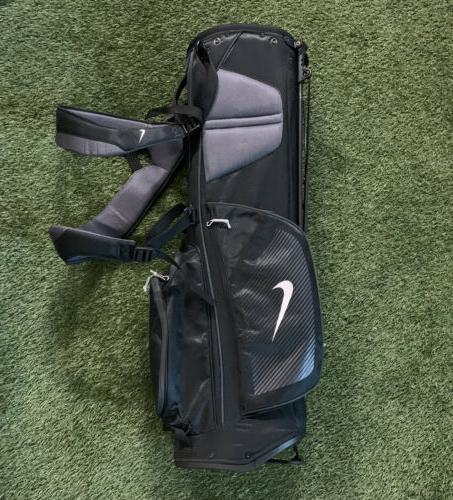 Nike Golf Dark Gray 5-Way Divide Top NEW!!
