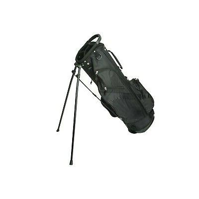 tour x ss golf stand bags black
