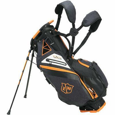 staff exo golf stand bag