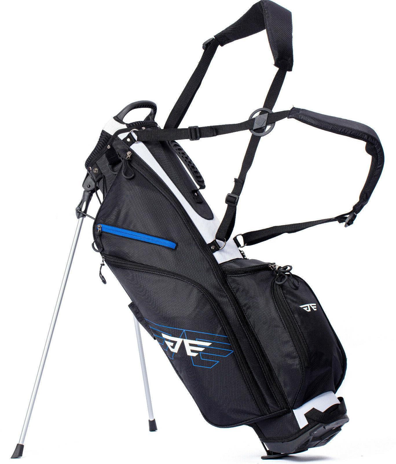 super light 4 lbs golf stand bag