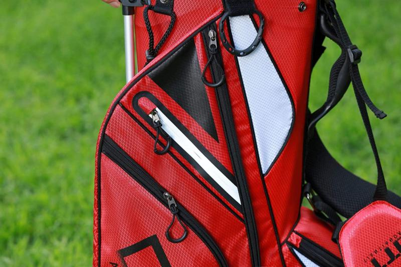 Super Light Bag Pockets With Back