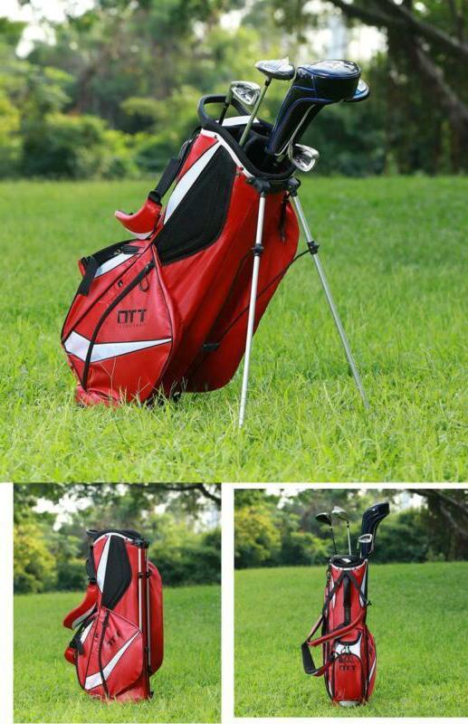 super light golf stand bag easy carry