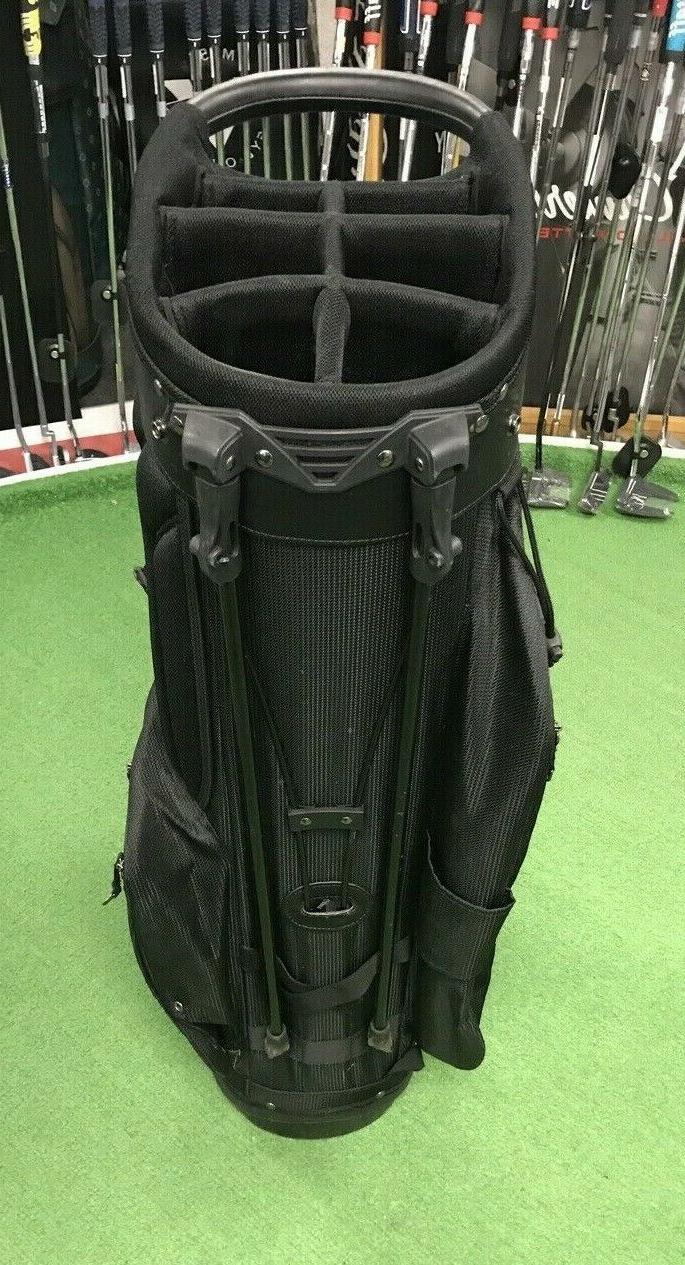 "Burton Players"" Golf Bag"