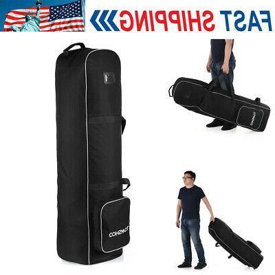tomshoo journey water resistant golf stand bag