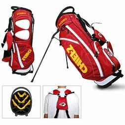 Licensed NFL Kansas City Chiefs Team Golf Stand Bag