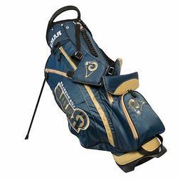 Licensed NFL Los Angeles Rams Team Golf Stand Bag