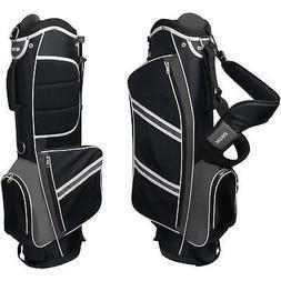 Lightweight Golf Bag Stand Bag Rain Hood 5 Way Divider 4 Poc