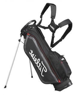 TITLEIST Lightweight Stand Bag CBS76-BK #Black from Japan F/