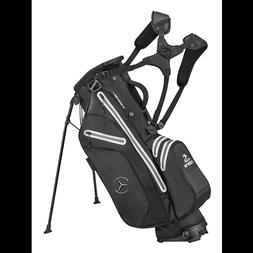 Mercedes Benz Original Golf Standing Bag With Rain Protectio