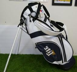 Miller Lite Golf Stand / Strap Bag Dis/Vet Enterprises NEW 1