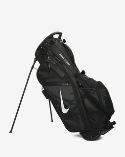 Nike Air Hybrid Carry Stand Cart Golf Bag 14 Way Divider Bla