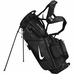 NEW 2020 Nike Air Hybrid Carry Stand Cart Golf Bag 14 Way Bl