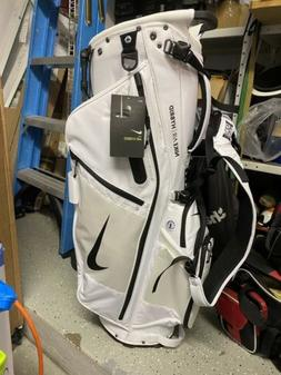 NEW 2020 Nike Air Hybrid Carry Stand Cart Golf Bag 14 Way Wh