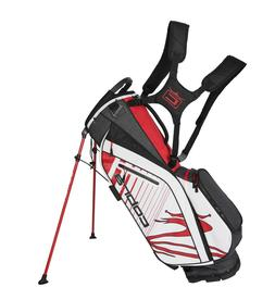 NEW 2020 Cobra Ultralight Black/High Risk Red/White 5-Way St