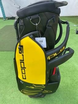 NEW '2020 COBRA VESSEL SPEEDZONE SZ STAND BAG - Black & Yell