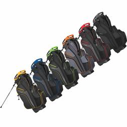 NEW BAGBOY CHILLER HYBRID STAND GOLF BAG. CHOOSE YOUR COLOR.