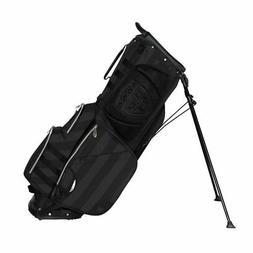 New Subtle Patriot Covert Golf Stand Bag Black