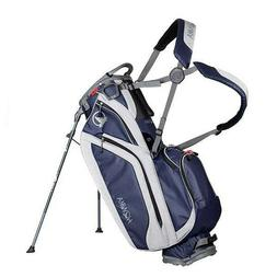 NEW Honma Dark Navy/Light Gray 5-Way Stand/Carry Bag