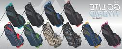 NEW DATREK GO LITE HYBRID STAND BAG. CHOOSE YOUR COLOR. 14-W
