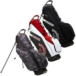 NEW Callaway Golf 2021 Fairway C Stand Bag - Pick Color & St