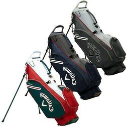 NEW Callaway Golf 2021 Hyper-Lite Zero Stand Bag - Pick the
