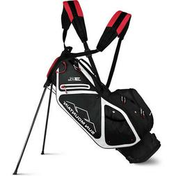 NEW Sun Mountain Golf 3.5 LS 2019 Stand Bag Black / White /
