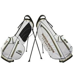new golf collegiate stand carry bag western