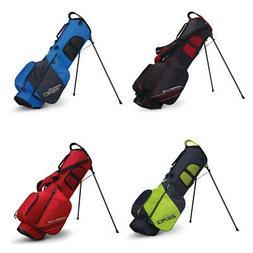 Callaway Hyper-Lite Zero Double Strap Stand Bag Red