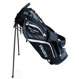 New Solaris Golf Premier 2.0 Stand Bag - ULTRA LIGHTWEIGHT 1