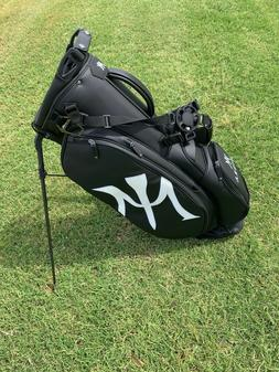 New Miura Golf Stand Bag With Cover Vessel Bag