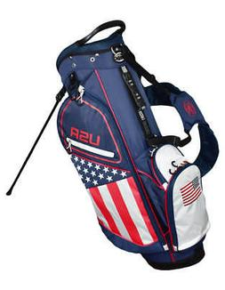 New Hot-Z Golf 2020 Flag Stand Bag *USA*