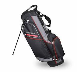 New Hot-Z Golf 3.0 Stand Bag Black/Gray/Red