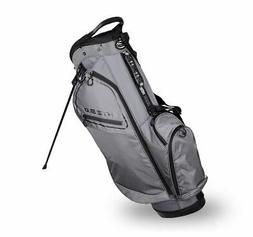 New Hot-Z Golf 3.0 Stand Bag Gray/Black