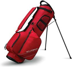 New Callaway Hyper Lite Zero DBL 4-Way Stand Carry Golf Bag