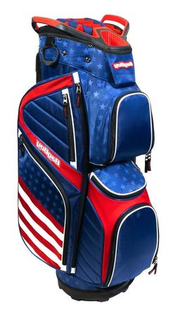 new usa golf bag free shipping limited