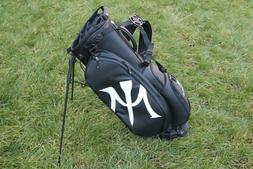 NEW Vessel Miura Black Stand 2.0 Golf Bag