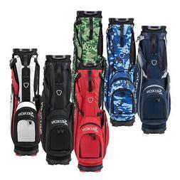 "NEW Srixon Z85 Golf Stand Bag 5.5 LBS 8.5"" 6-WAY TOP Insulat"
