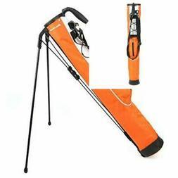 Orlimar Pitch and Putt Lightweight Stand/Carry Golf Bag Oran