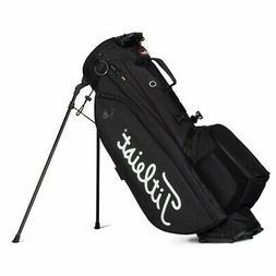 Titleist Players 4 Plus Stand Golf Bag - TB21SX1-0 - Black -