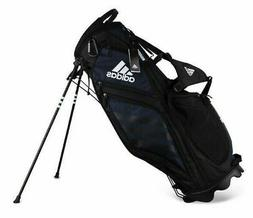Adidas Power Golf Clubs Stand Bag Navy 9In 7-Way Sporting Go