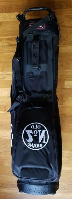 RARE NWT TITLEIST PLAYERS 5 JACK DANIEL'S OLD NO. 7 STAND GO