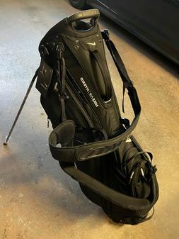 SOLD OUT NWT 2020 Nike Air Hybrid Carry Stand Cart Golf Bag