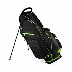 Orlimar SRX 14.9 Golf Stand Bag Black/Green NEW!